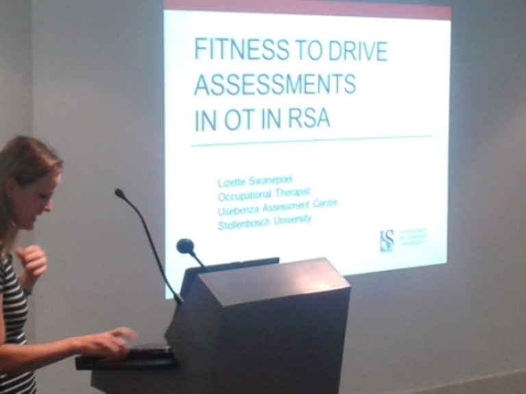 FITNESS TO DRIVE ASSESSMENT